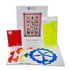 Lu Lu's Quilt Pattern Complete Kit