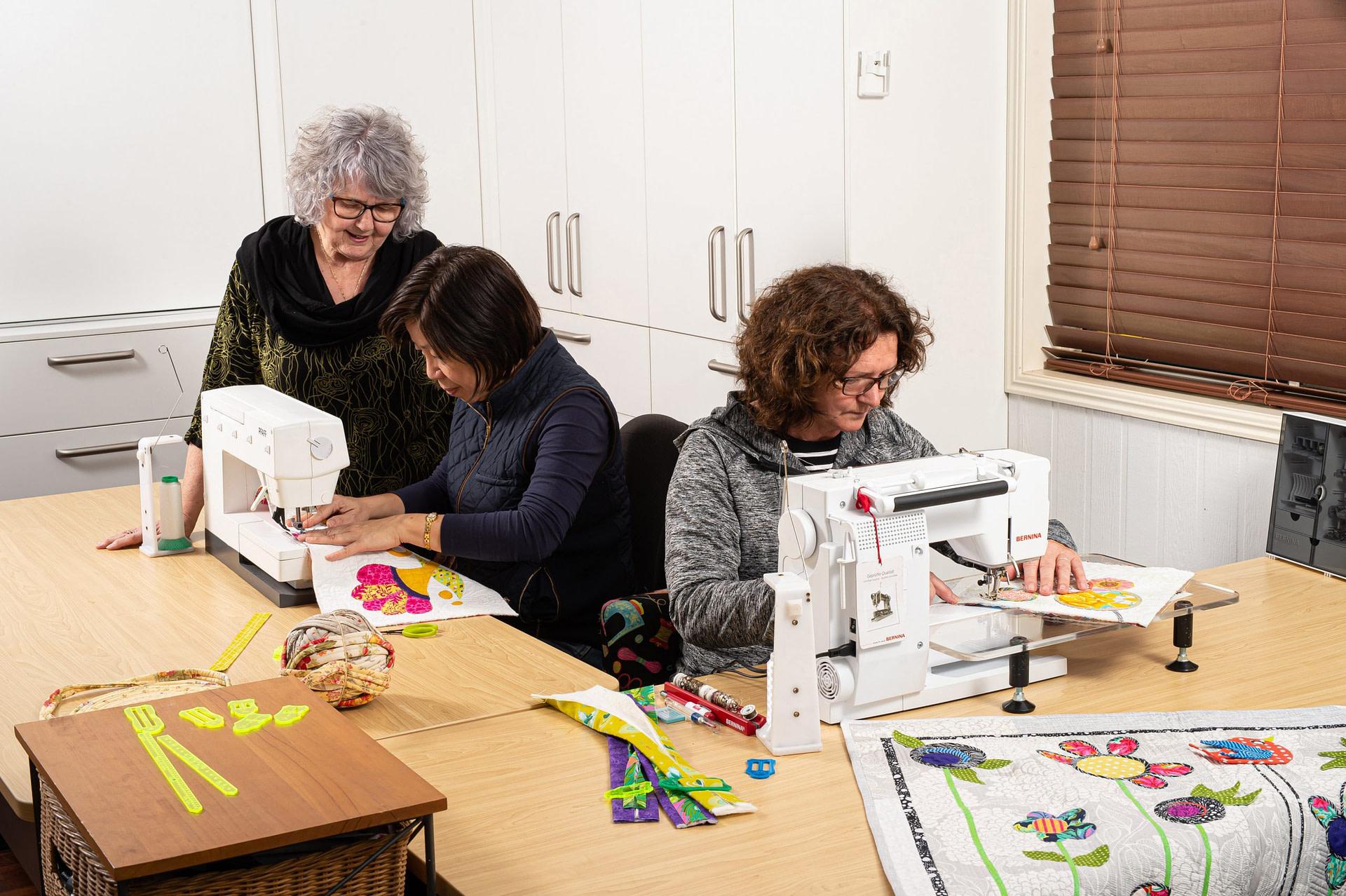 Workshops by Pauline